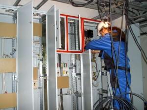 Заземление монтаж кабель