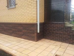 фасадный кирпич облицовочный